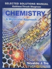 Image for Chemistry  : a molecular approach: Student solutions manual