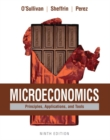 Image for Microeconomics  : principles, applications, and tools.