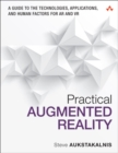Image for Practical Augmented Reality: A Guide to the Technologies, Applications and Human Factors for AR and VR