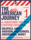 Image for The American journey  : a history of the United StatesVolume 1,: To 1877