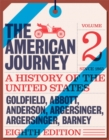 Image for The American journey  : a history of the United StatesVolume 2,: Since 1865