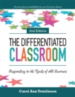 Image for The Differentiated Classroom : Responding to the Needs of All Learners