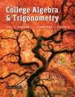 Image for College algebra and trigonometry