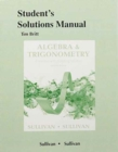 Image for Student's Solutions Manual for Algebra and Trigonometry Enhanced with Graphing Utilities