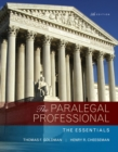 Image for The paralegal professional: The essentials