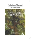 Image for Student's solutions manual for organic chemistry, Ninth edition