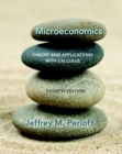 Image for Microeconomics  : theory & applications with calculus
