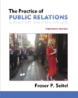 Image for The practice of public relations