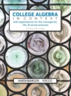 Image for College algebra in context with applications for the managerial, life, and social sciences