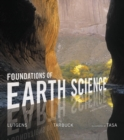 Image for Foundations of Earth science