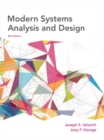 Image for Modern systems analysis and design