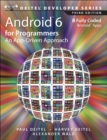Image for Android for programmers  : an App-driven approach