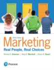 Image for Marketing  : real people, real choices