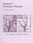 Image for Student's Solutions Manual for College Algebra and Trigonometry and Precalculus