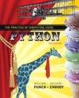 Image for The practice of computing using Python