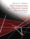 Image for Optimization in operations research