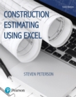 Image for Construction estimating using Excel