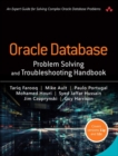 Image for Oracle database problem solving and troubleshooting handbook
