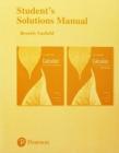 Image for Student solutions manual for Calculus & its applications and Calculus & its applications, brief version, Larry J. Goldstein, David I. Lay, David I. Schneider, Nakhle H. Asmar