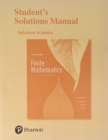 Image for Student's Solutions Manual for Finite Mathematics & Its Applications