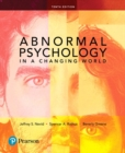 Image for Abnormal psychology in a changing world