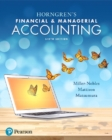 Image for Horngren's financial & managerial accounting