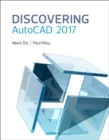 Image for Discovering AutoCAD 2017