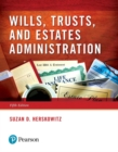 Image for Wills, Trusts, and Estates Administration