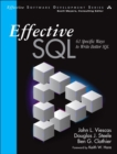 Image for Effective SQL  : 61 specific ways to write better SQL