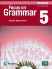 Image for Focus on Grammar 5 Workbook