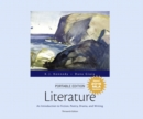 Image for Literature  : an introduction to fiction, poetry, and drama