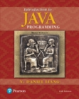 Image for Introduction to Java Programming, Brief Version
