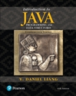 Image for Introduction to Java programming and data structures: Comprehensive version