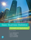 Image for Basic business statistics  : concepts and applications
