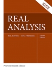 Image for Real Analysis (Classic Version)