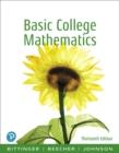 Image for Basic college mathematics