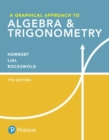 Image for A graphical approach to algebra & trigonometry