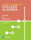 Image for A graphical approach to college algebra