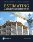 Image for Estimating in building construction