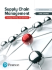 Image for Supply chain management  : strategy, planning, and operation