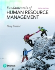 Image for Fundamentals of Human Resource Management