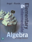 Image for Elementary & intermediate algebra for college students