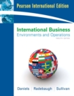 Image for International business  : economics and operations