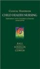 Image for Clinical handbook for pediatric nursing