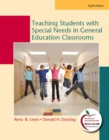 Image for Teaching students with special needs in general education classrooms