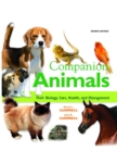 Image for Companion animals  : their biology, care, health, and management
