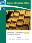 Image for Electronic Commerce : 2008 : a Managerial Perspective