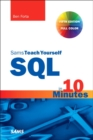 Image for SQL in 10 minutes a day