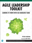 Image for Agile leadership toolkit  : learning to thrive with self-managing teams
