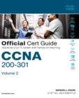 Image for CCNA 200-301 Official Cert Guide, Volume 2